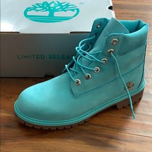 "Timberland Limited Release 6"" Prem boot"